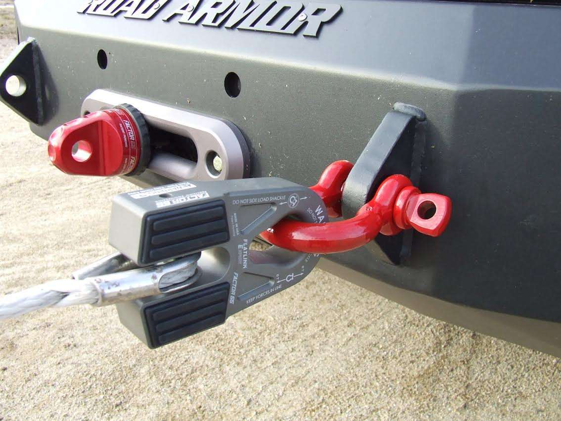Crosby 3 4 Shackles Winch Safety Thimble Factor 55