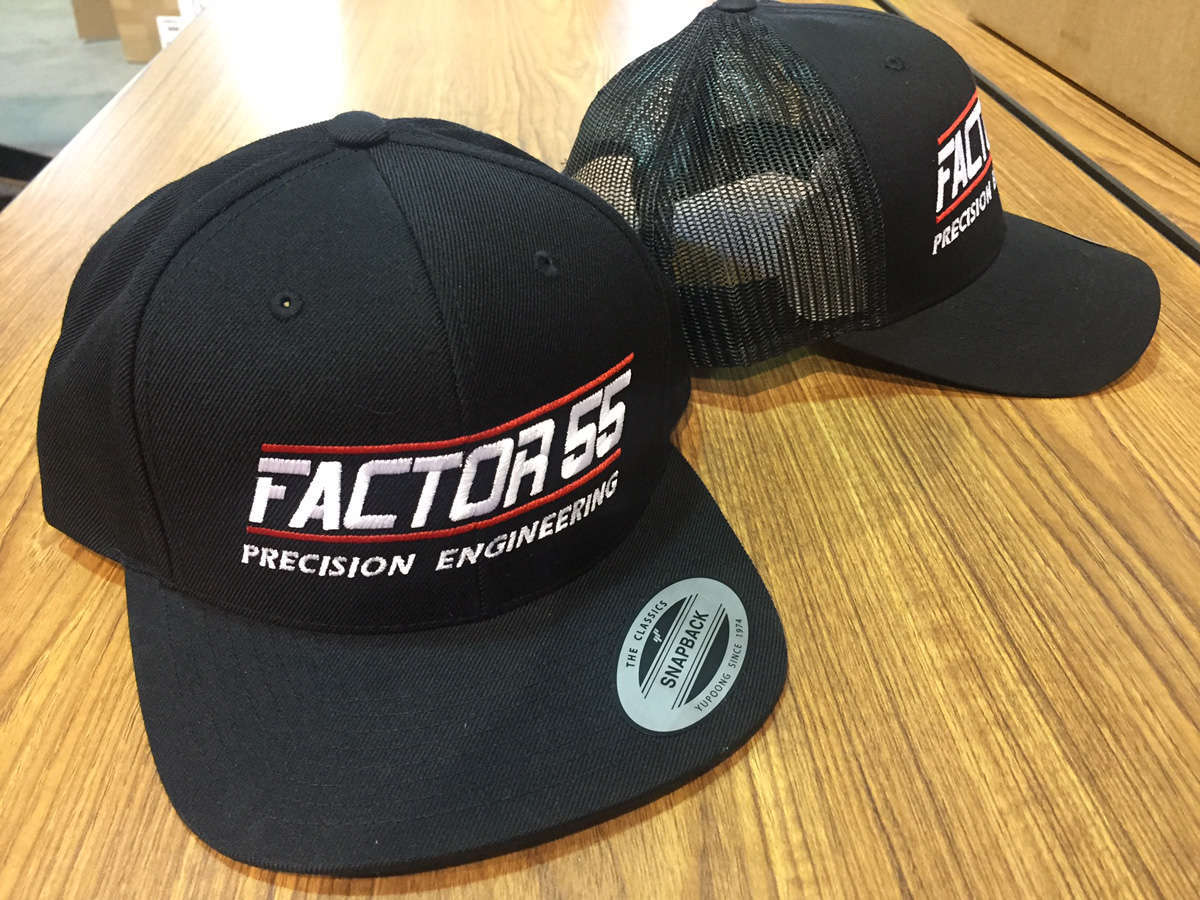 Factor 55 Snapback Hats – Factor 55 add087cf5df